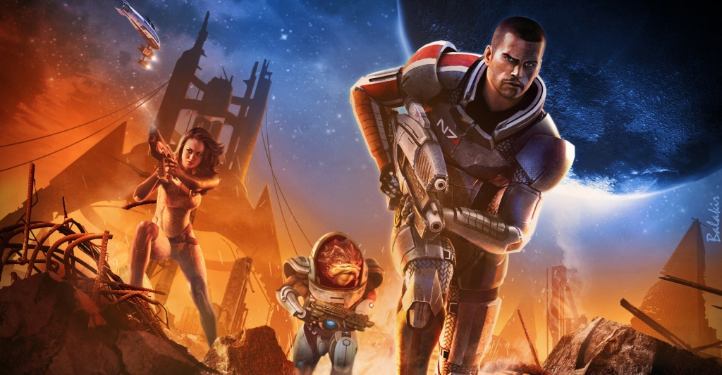 <em>Mass Effect:</em> An Imaginative Space Epic That Awes