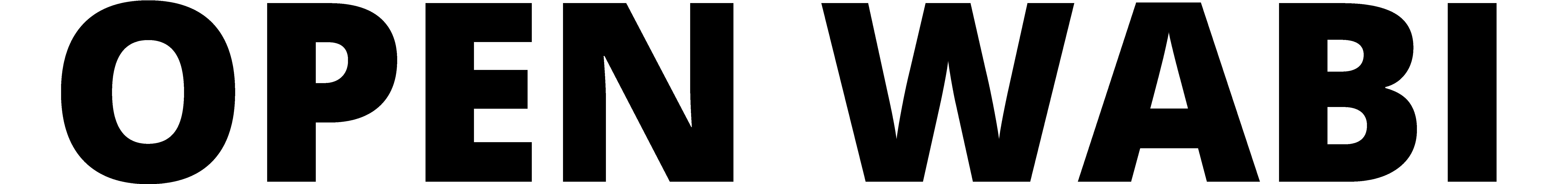 Open Wabi Logo