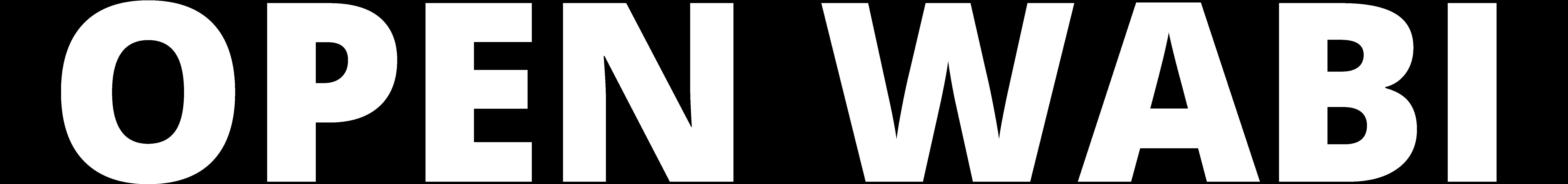 Open Wabi